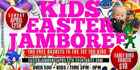 Easter Jamboree tickets