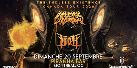 Infective Symphony, Indepth + invité(e)s tickets