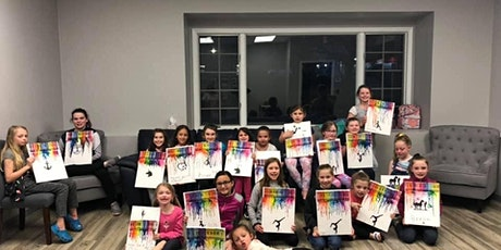 Melted Crayon Art tickets