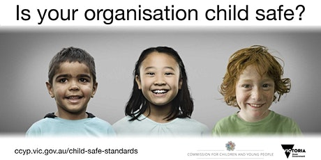Child Safe Standards Community of Practice forum - April 2020 tickets
