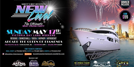 New Level Boat Cruise 2020 tickets