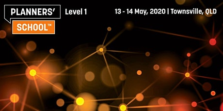 Planners' School Level 1 - Townsville - May 2020 tickets