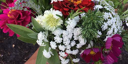 Mother and Daughter Floral Workshop