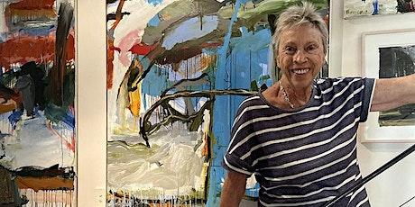 Artist Talk - Ann Thomson 'Air and Space' Exhibition tickets