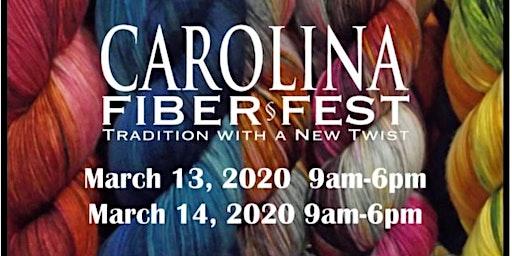 Carolina FiberFest 2020