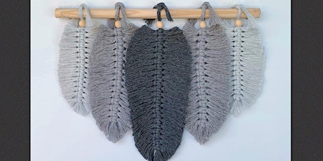 Learn to Macrame - Raven tickets