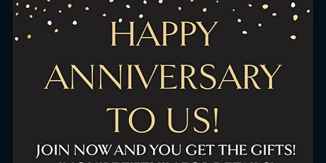 2 Year Anniversary Party-The Gifts are on US!! tickets
