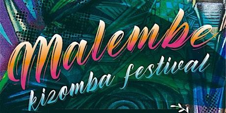 Malembe Kizomba Festival entradas