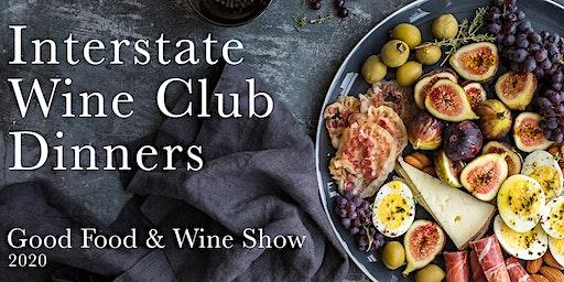 SHINGLEBACK WINE CLUB DINNER PERTH | THURS 27 AUG
