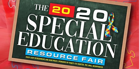 The 2020 Special Education Resource Fair tickets