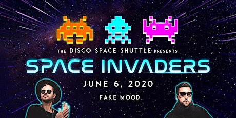 Disco Space Shuttle Presents: Space Invaders tickets