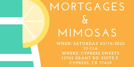 Mimosas & Mortgages: A Recurring First Time Homebuyer Seminar Dedicated to Millenials