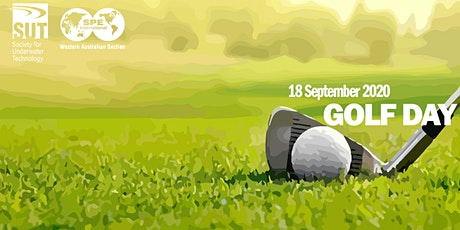 Golf Day 2020 - Society for Underwater Technology & Society for Petroleum Engineers tickets