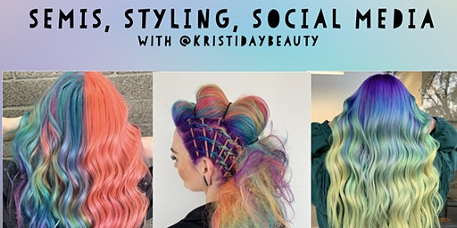 semis, styling, social media