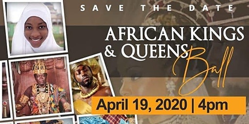 African Kings and Queens Ball