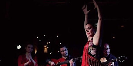 Flamenco Soiree in Madrid: Flamenco Performance & Evening of Networking at L2 Lounge in Georgetown tickets