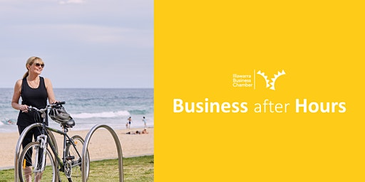 Business after Hours hosted by UOW Innovation Campus