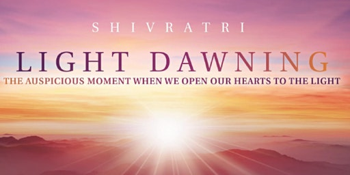 Shivratri: Light Dawning
