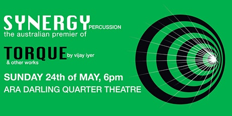 SYNERGY PERCUSSION - TORQUE tickets