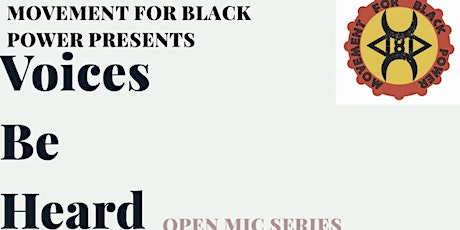 Voices Be Heard -  Poetry Nights tickets