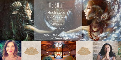 The Shift 1 day Immersion May tickets
