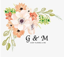 G & M Event Planning and Hire  logo