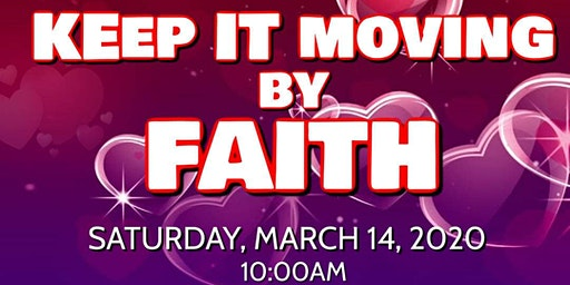 Keep It Moving by Faith! Discover The Unstoppable