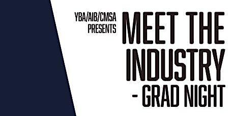 Meet The Industry - Grad Night