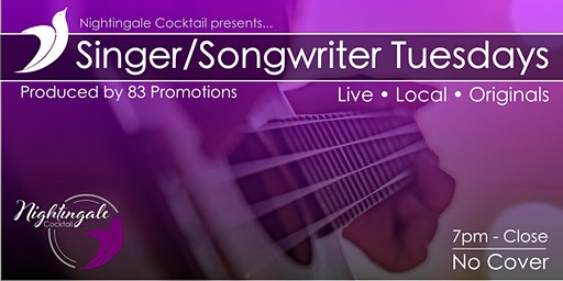 Singer/Songwriter Tuesdays