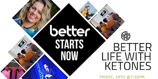 Better Life with Ketones Holland