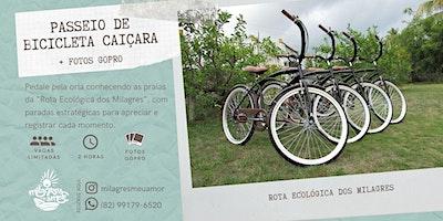 Passeio de Bicicleta Caiçara + Fotos GoPro