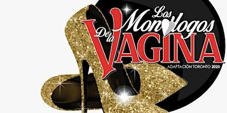 Monólogos de la Vagina- Adaptación tickets