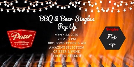 BBQ & Beer Single's Mixer tickets