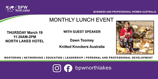 BPW North Lakes March Lunch