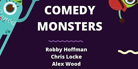Comedy Monsters tickets