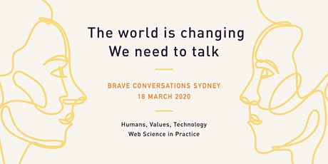 Brave Conversations Sydney tickets
