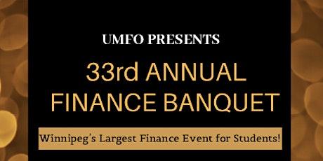 33rd Annual UMFO Banquet tickets