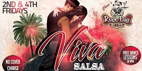 Viva Salsa! tickets