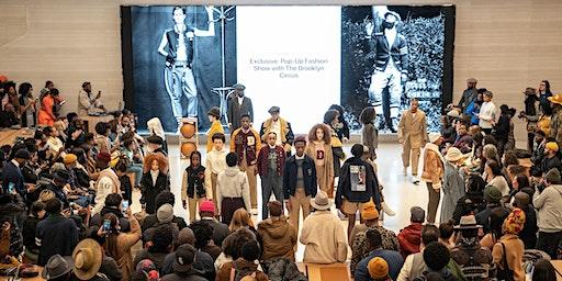 ATLANTA EDITION: THE ALL-AMERICAN UNIFORM collection fashion show
