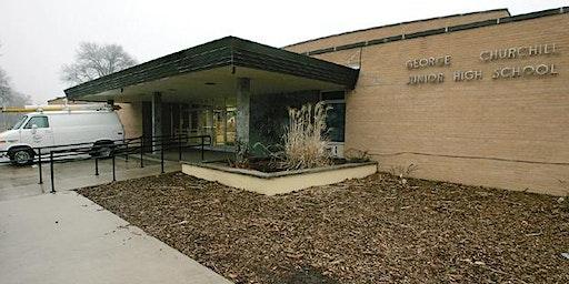 Solutions Visit - Churchill Jr. High School