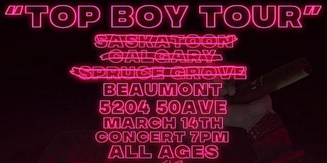 OG Jonah's Top Boy Tour: Beaumont tickets