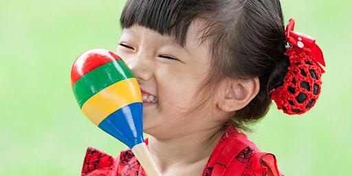 Music and Movement -  FREE session for children 0-5 years (Bundoora)