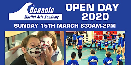 Oceanic Martial Arts Academy 2020 Open Day