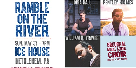 Dina Hall's Ramble on the River tickets