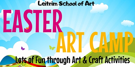 Children's, Easter Arts & Craft Camp, 6 -10 year old