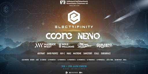 Electrifinity Festival 2020 | official