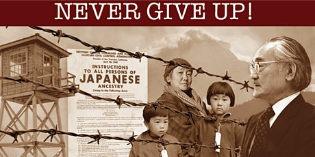 Film Screening: Never Give Up! Minoru Yasui and the Fight for Justice tickets