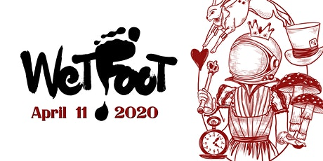 Wetfoot 2020 tickets
