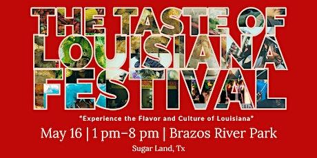 The Taste of Louisiana Festival 2020 tickets