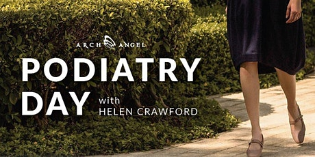 Podiatry Day by Helen Crawford tickets
